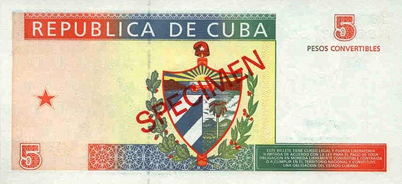 Monnaie Cuba